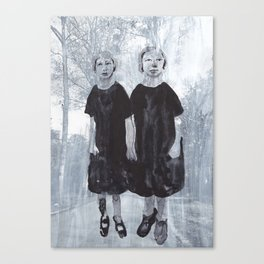 Sister series Canvas Print