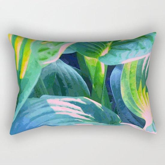Jungle #society6 #decor #buyart Rectangular Pillow