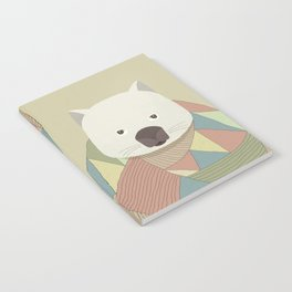 Whimsical Wombat Notebook