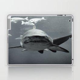 Shark Intense Laptop & iPad Skin