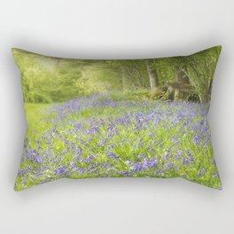 Bluebell Heaven Rectangular Pillow