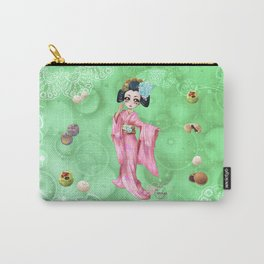 Wagashi Carry-All Pouch