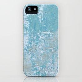 Vintage Galvanized Metal iPhone Case