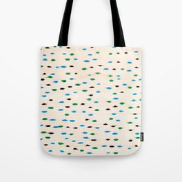 Felt tip wood print #1 Tote Bag