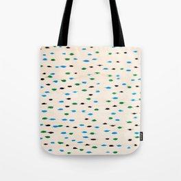 Felt tip wood print #1 Tote Bag