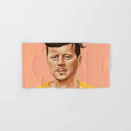 Hipstory -  John F Kennedyn Hand & Bath Towel