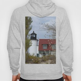 Point Betsie Lighthouse Hoody