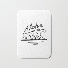 Aloha Bath Mat