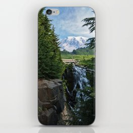 View from Paradise iPhone Skin