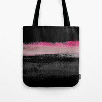 silence of the lambs Tote Bags featuring Silence by Georgiana Paraschiv