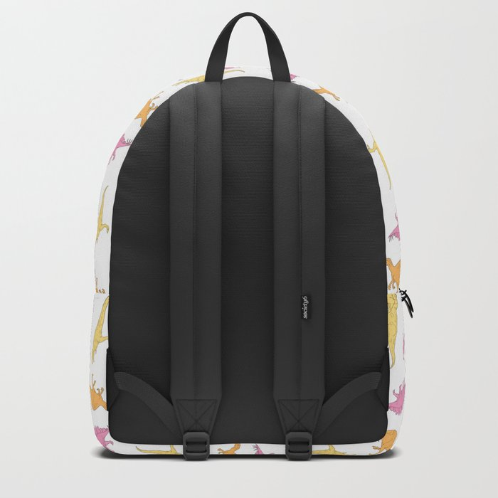 Dino Doodles Backpack
