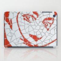 """salvador dali iPad Cases featuring """"Salvador Dali"""" Unique mosaic  by mosaics-design.com"""