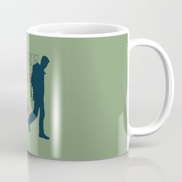 Follow me! Coffee Mug