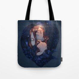 Dead Dreamer - Brenna Whit Tote Bag