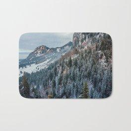 Forest - Bavarian alps Bath Mat
