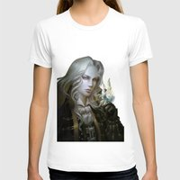 castlevania T-shirts featuring Alucard. Castlevania Symphony of the Night by Nell Fallcard