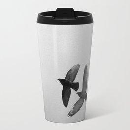 Doves II Travel Mug