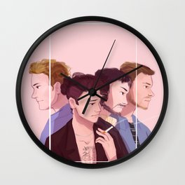 //AND LOVE ME// Wall Clock