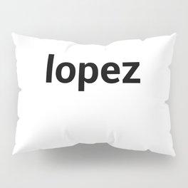 lopez Pillow Sham