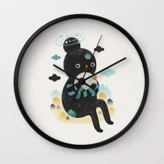 We are inseparable! Wall Clock