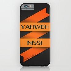YAHWEH NISSI  iPhone 6s Slim Case