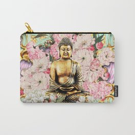 Tranquil Buddha Carry-All Pouch