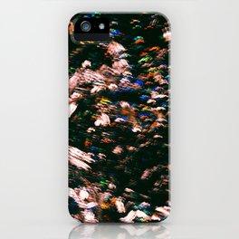 Colourful Blur iPhone Case