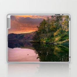 By the Lake Side Laptop & iPad Skin