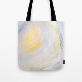 Shine Abstract Painting Tote Bag