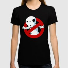Kodama Busters Womens Fitted Tee Black SMALL