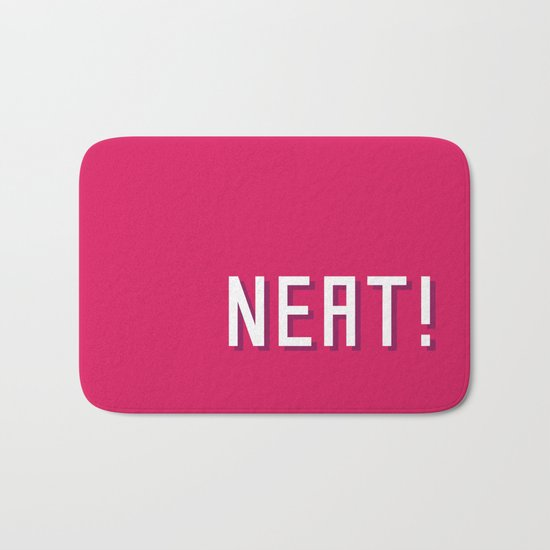 NEAT! Bath Mat