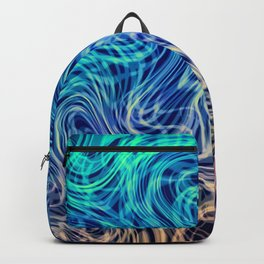 Warped Linear2 Cool Backpack