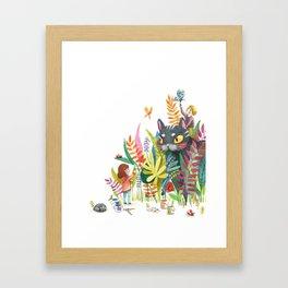 Little Painters Framed Art Print