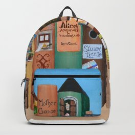 Wee Folk Lane Backpack