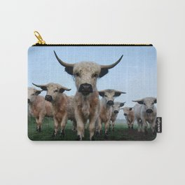 High Park Cattle Carry-All Pouch
