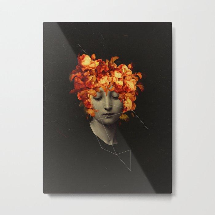 Beroh Metal Print