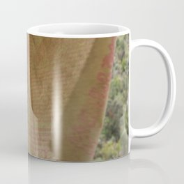 Tibetan Prayer Flags III Coffee Mug
