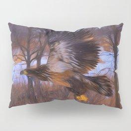 Golden Eagle Pillow Sham
