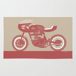 royal enfield special Rug