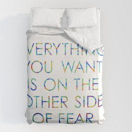 Everything You Want Duvet Cover