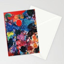Palette Stationery Cards