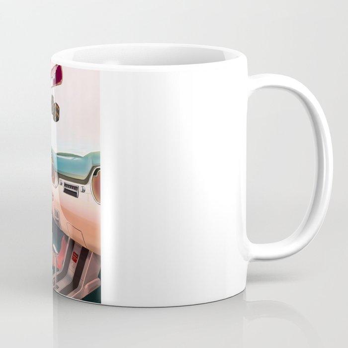The Getaway Coffee Mug