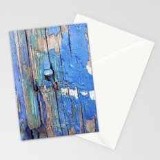 Blue Nail Stationery Cards
