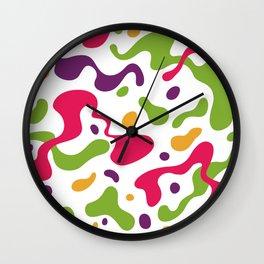 the field 3 Wall Clock