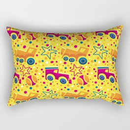 Party of toys Rectangular Pillow