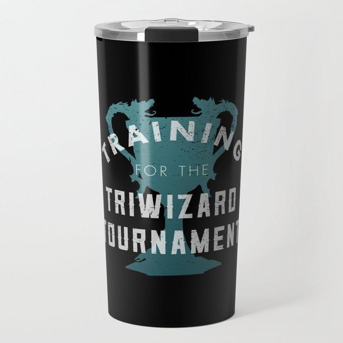 Training: Triwizard  Cup Travel Mug