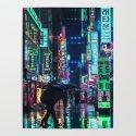 Neon in the Night by noealz