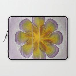 Unnarrative Fabric Flower  ID:16165-083138-80741 Laptop Sleeve