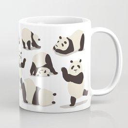 Pandas Party Coffee Mug