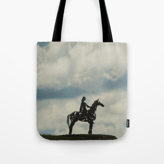 Gaelic Cheiftan Tote Bag